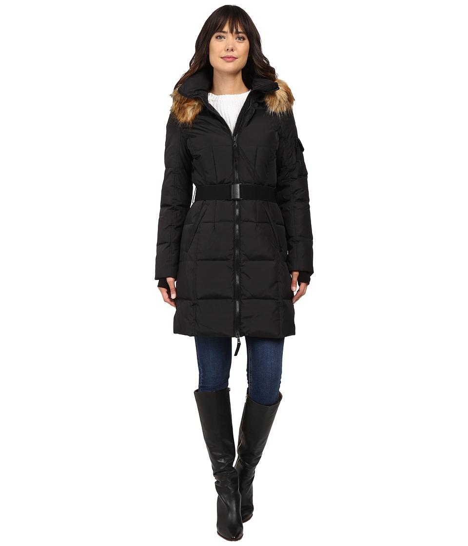 S13 - Matte Nolita (Black) Women's Coat