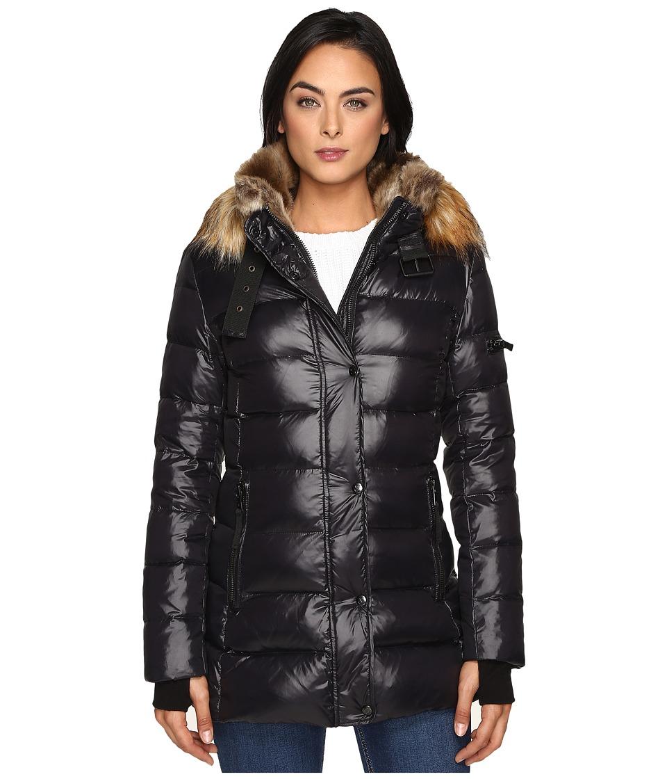 S13 - Chelsea (Jet) Women's Coat