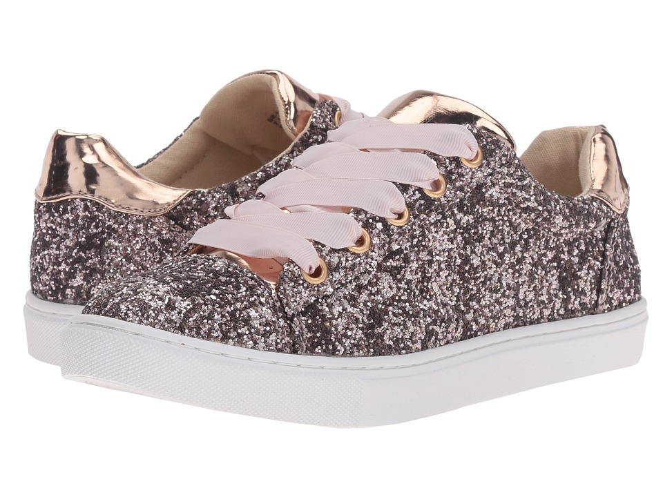 Blue by Betsey Johnson - Rae (Blush Multi) Women's Lace up casual Shoes