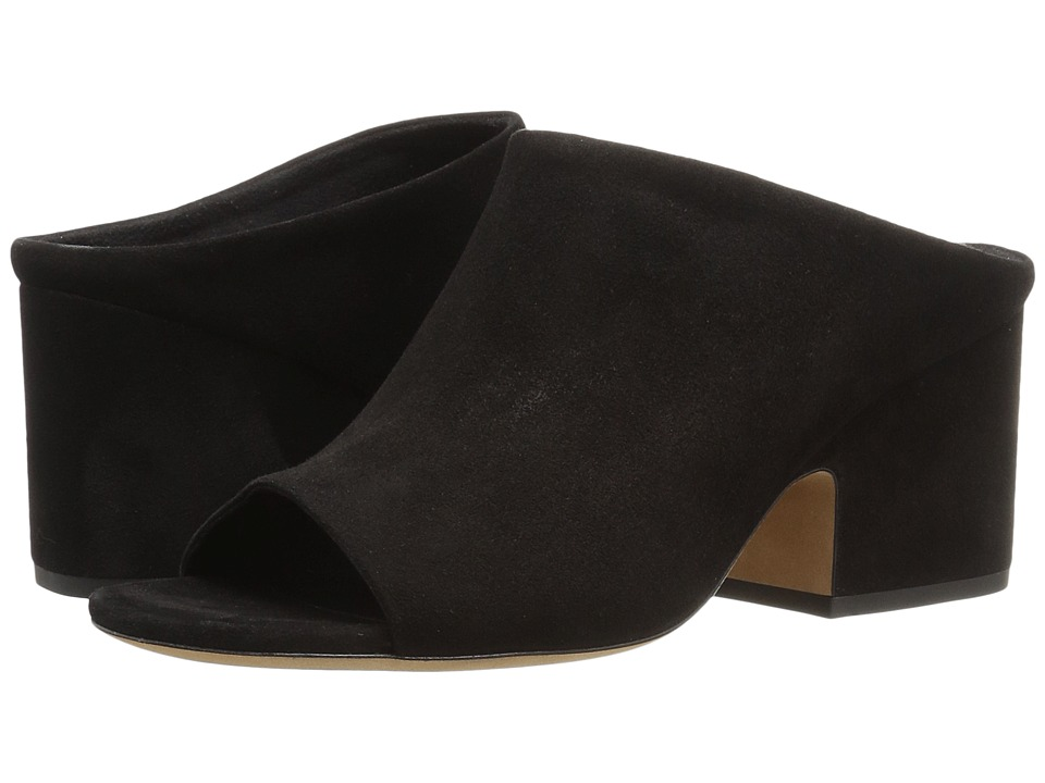 Vince - Petra (Black Kid Suede) Women's Shoes