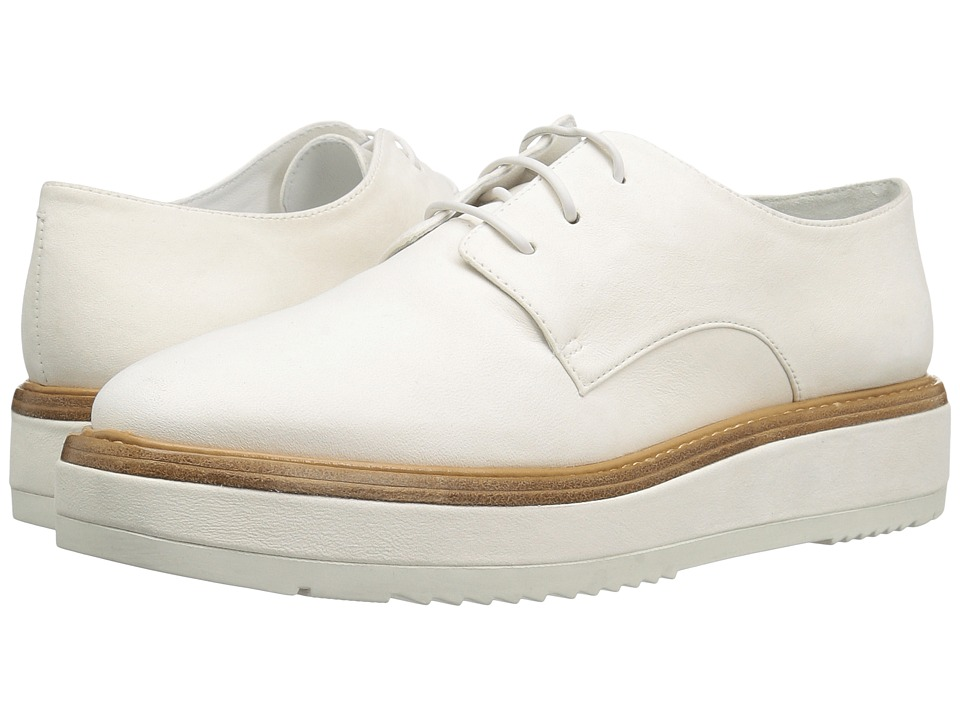 Vince - Tanner (White Leather) Women's Shoes