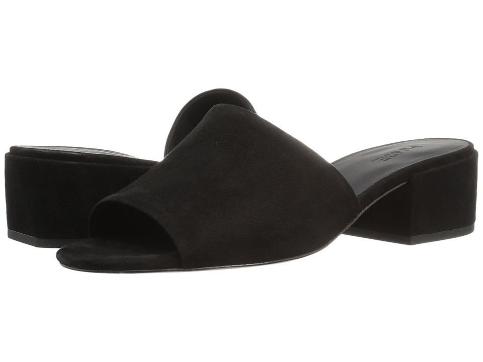 Vince - Rachelle 2 (Black Kid Suede) Women's Shoes