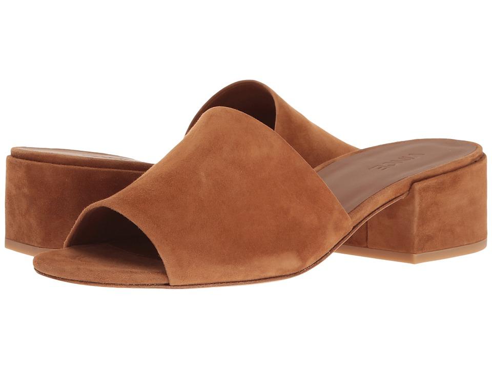 Vince - Rachelle 2 (Cedar Kid Suede) Women's Shoes