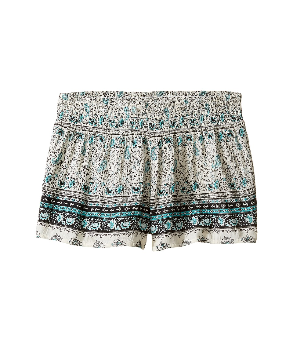 Billabong Kids - Spin Round Shorts (Little Kids/Big Kids) (Mediterranean) Girl's Shorts