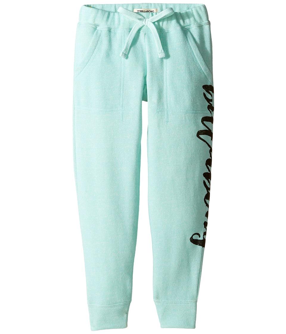Billabong Kids - Just One Pants (Little Kids/Big Kids) (Surf Blue) Girl's Casual Pants