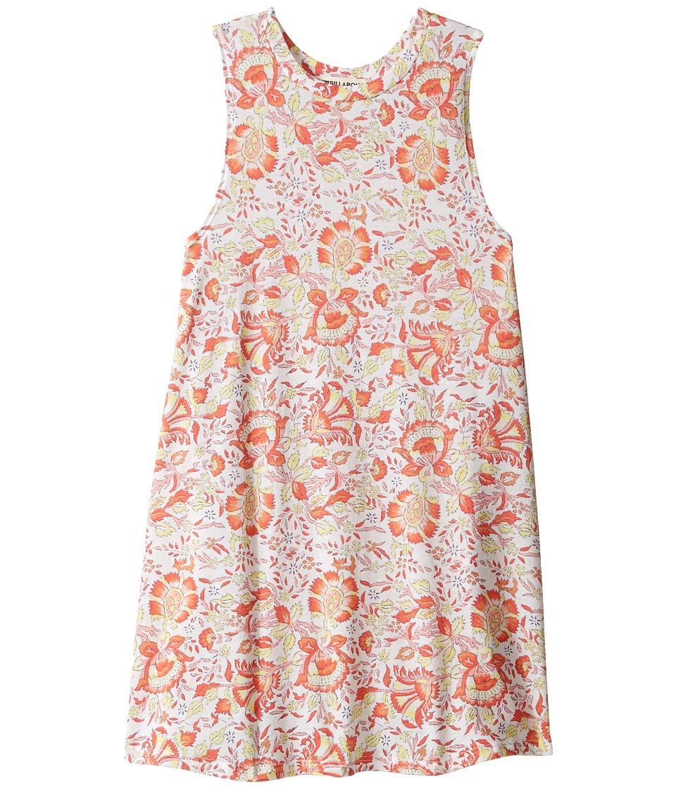 Billabong Kids - Sticks and Stones Dress (Little Kids/Big Kids) (Cool Wip) Girl's Dress