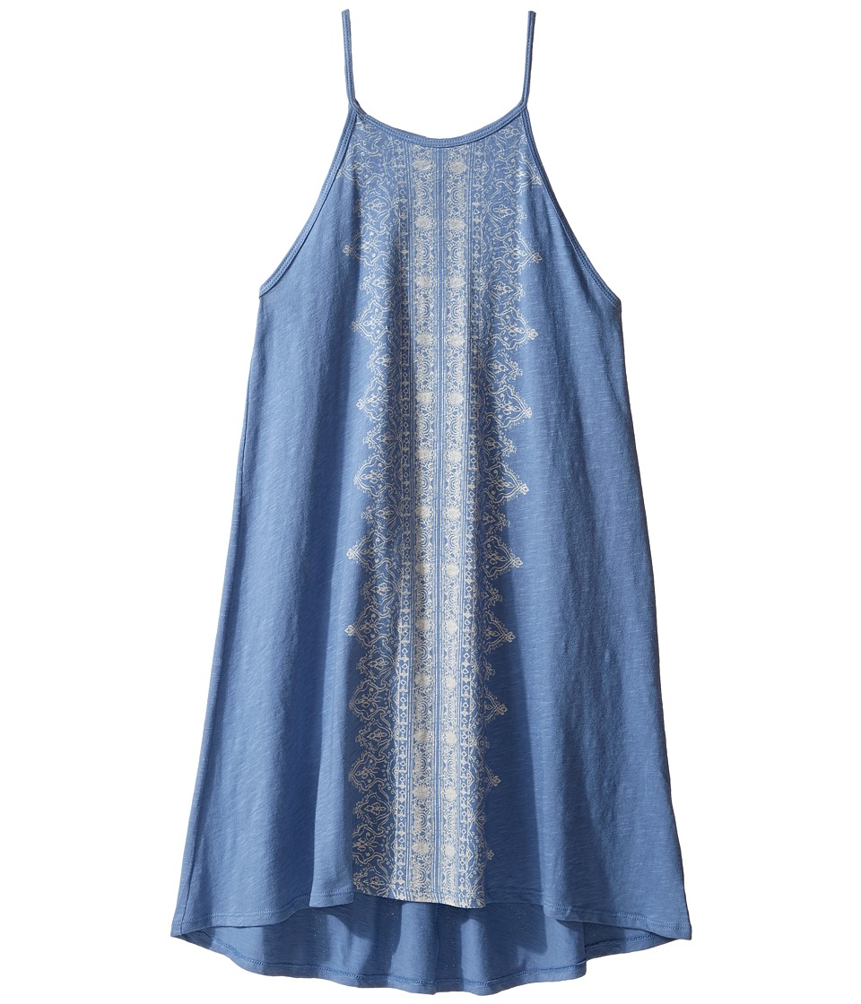 Billabong Kids - Funky Finds Dress (Little Kids/Big Kids) (Blue Jay) Girl's Dress