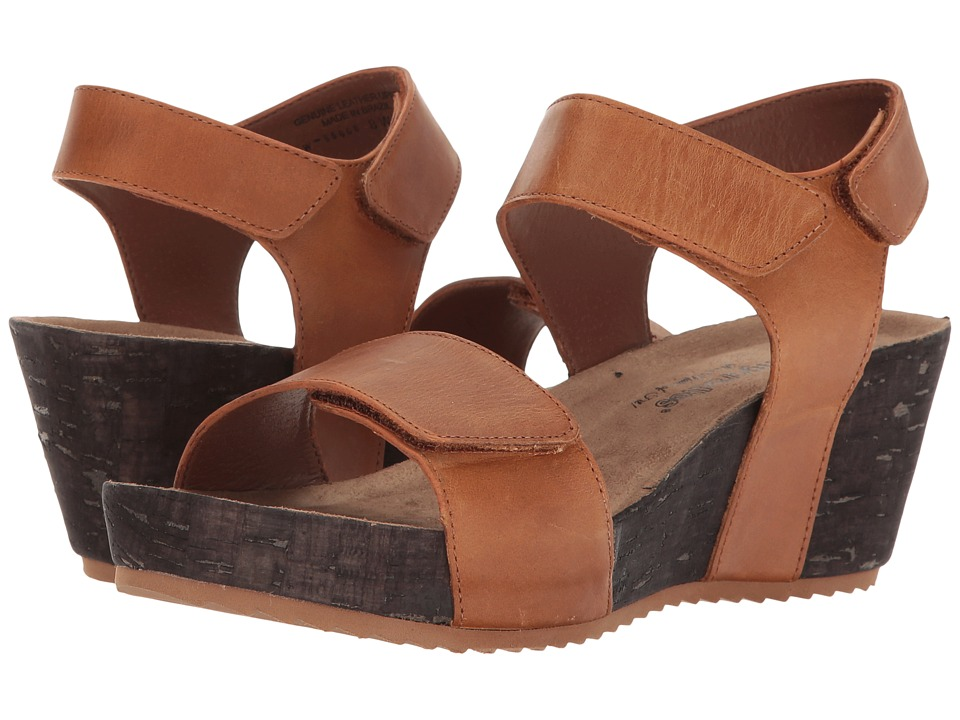 Walking Cradles - Theta (Luggage) Women's Sandals