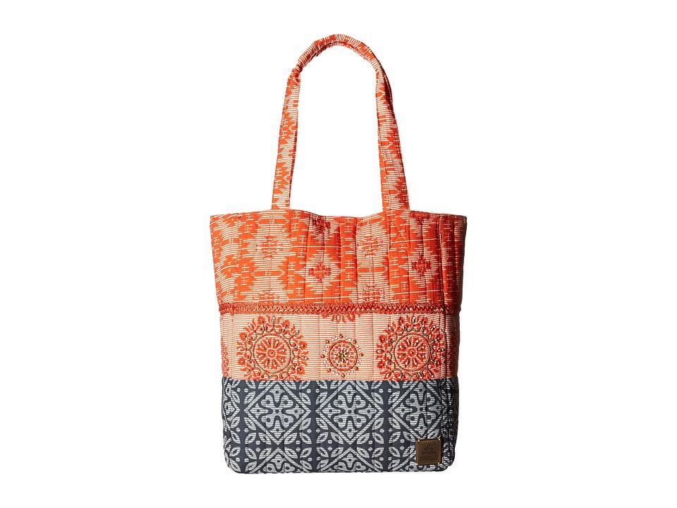 Prana - Bhatki Tote (Summer Peach) Tote Handbags