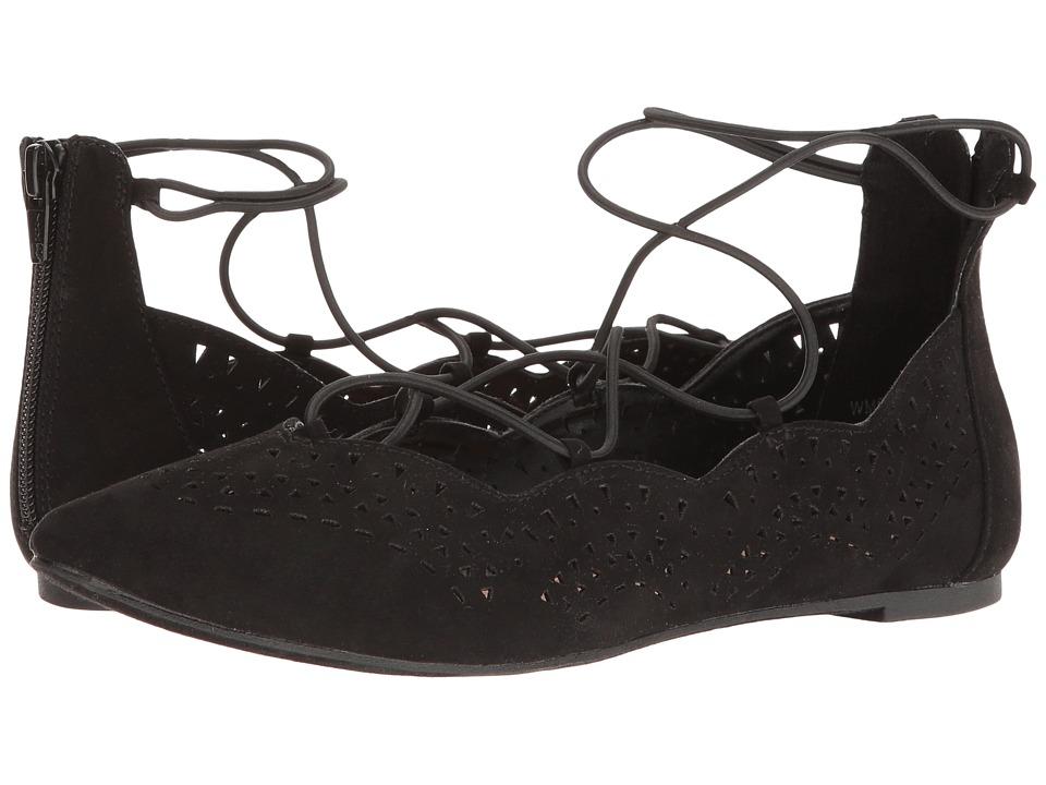 Report - Baha (Black) Women's Shoes