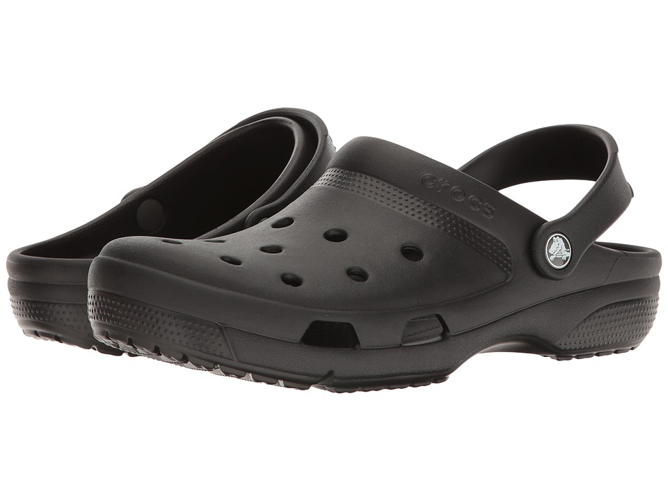 Crocs - Coast Clog (Black) Shoes