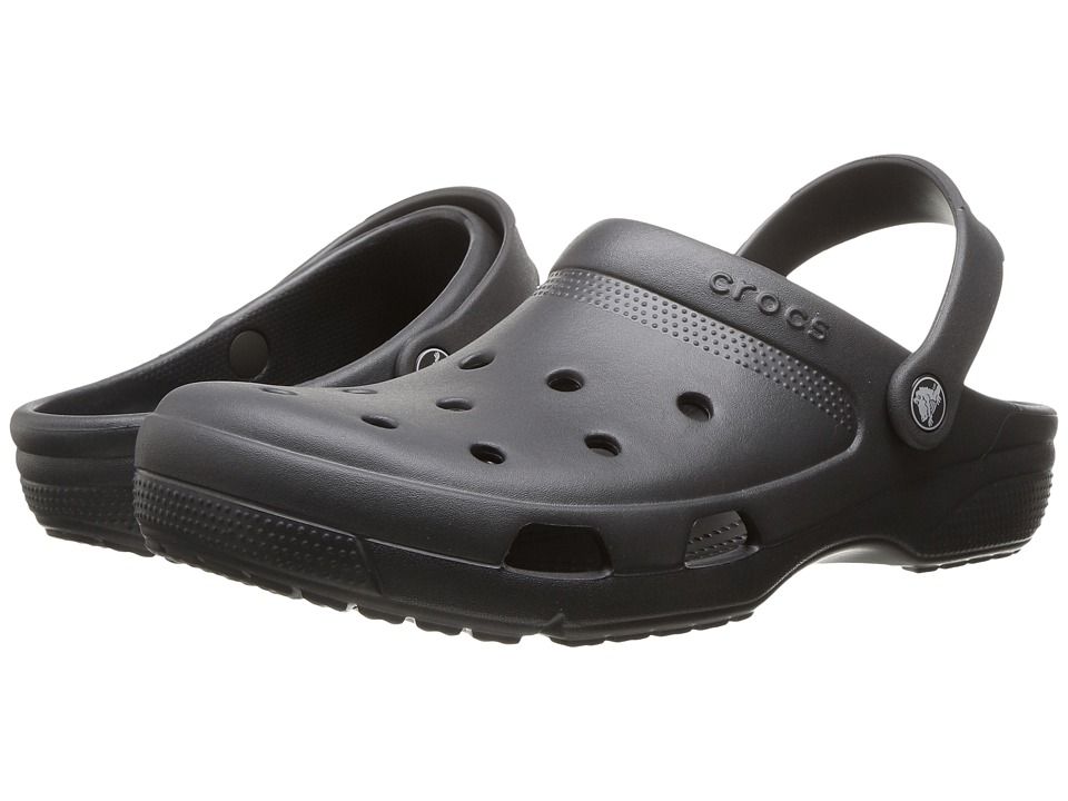 Crocs - Coast Clog (Graphite) Shoes