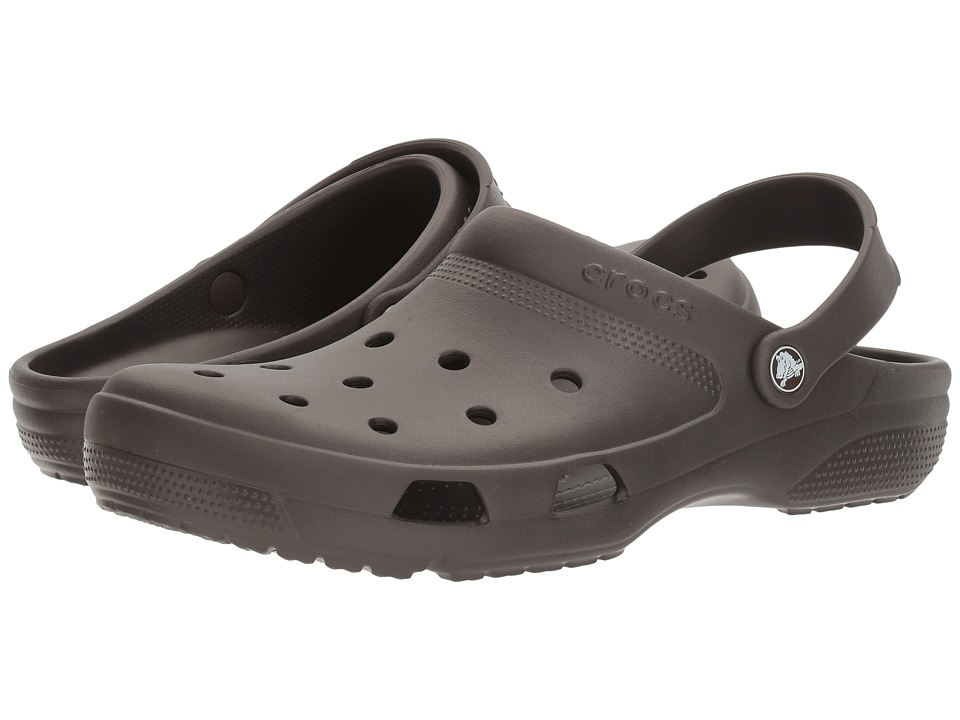Crocs - Coast Clog (Espresso) Shoes