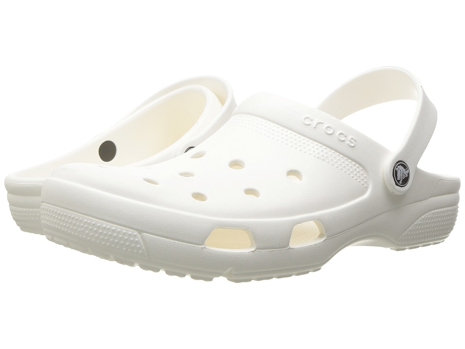 Crocs - Coast Clog (White) Shoes
