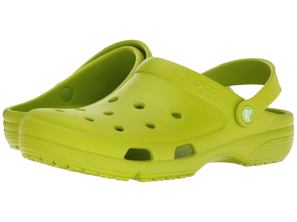 Crocs - Coast Clog (Volt Green) Shoes