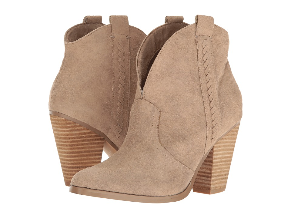 Report - Doman (Taupe) Women's Boots