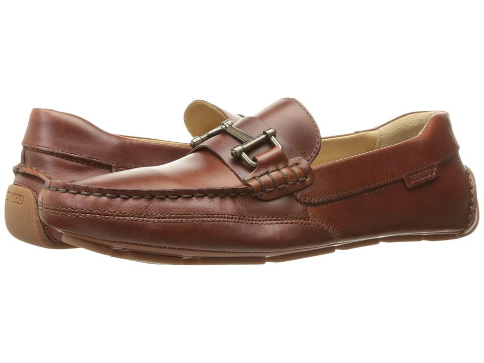 Sebago Kedge Bit (Brown Oiled Waxy Leather) Men