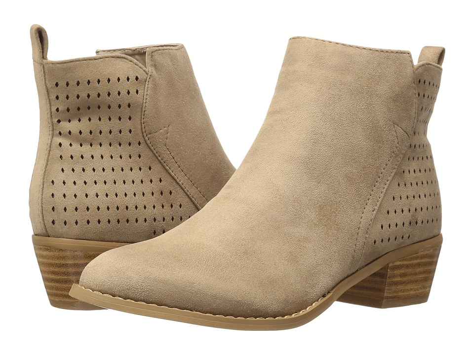 Report - Charlie (Taupe) Women's Shoes