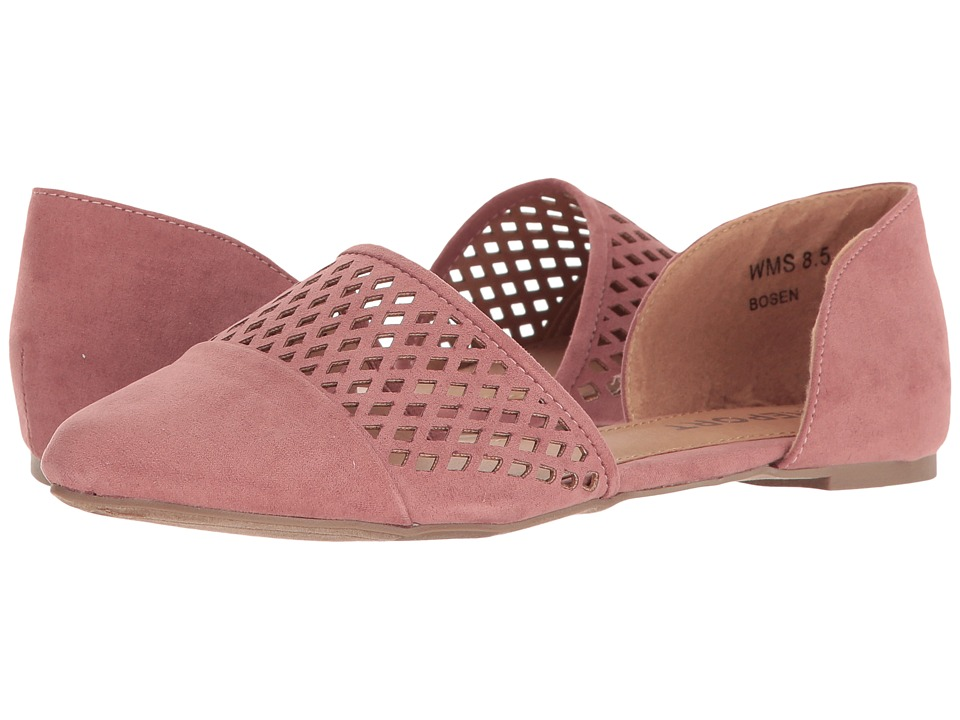 Report - Bosen (Pink) Women's Shoes