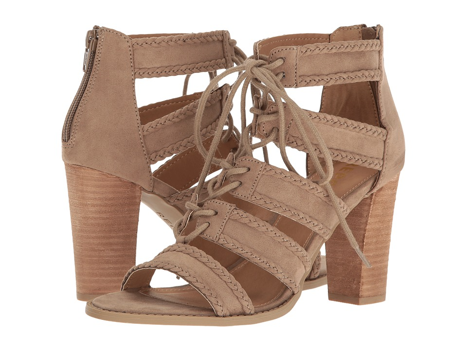 Report - Roana (Taupe) High Heels