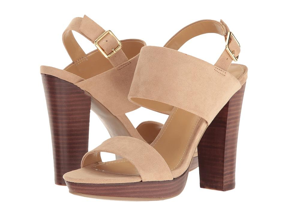 Report Lawrena (Natural) High Heels