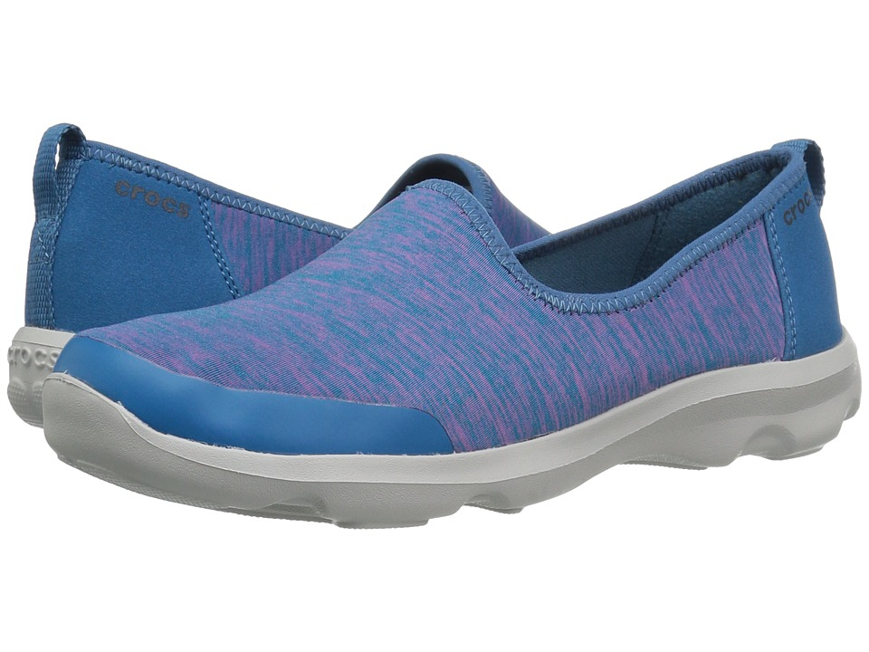 Crocs - Busy Day Skimmer NM Jersey (Navy) Women's Shoes