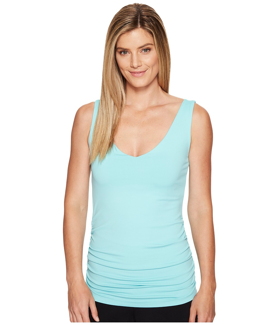 FIG Clothing - Pom Top (Laguna) Women's Sleeveless