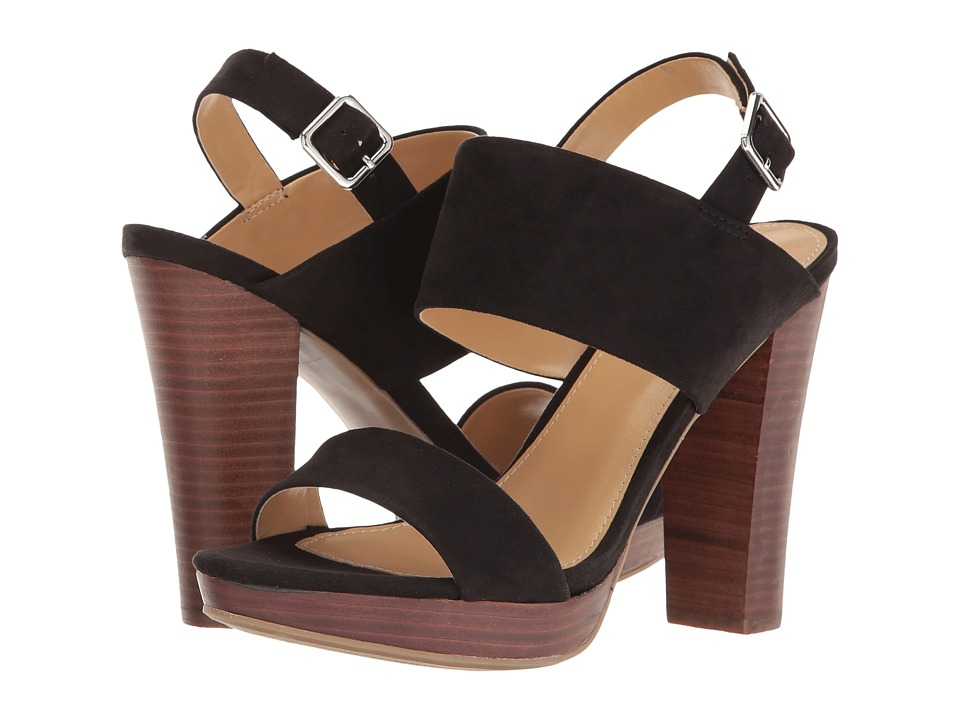 Report Lawrena (Black) High Heels