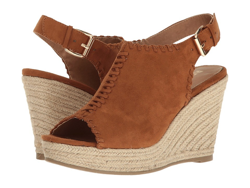 Report Delfina (Dark Tan) Women