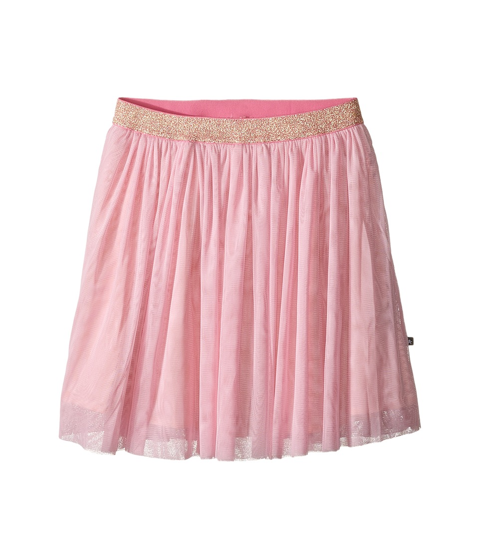 Toobydoo - Twirl Me Pink Tulle Skirt (Toddler/Little Kids/Big Kids) (Pink) Girl's Skirt