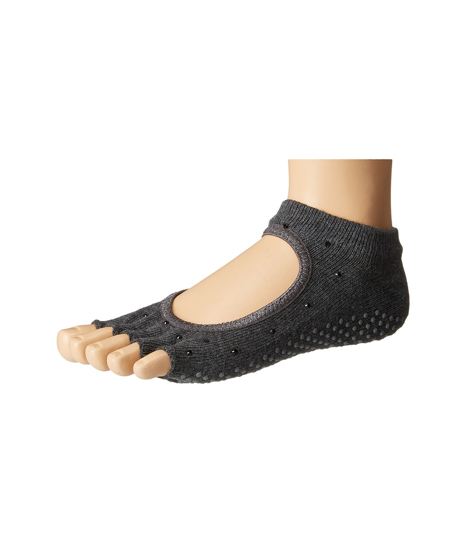 toesox - Bella Half Toe w/ Grip 1-Pair Pack (Sultry) Women's Low Cut Socks Shoes