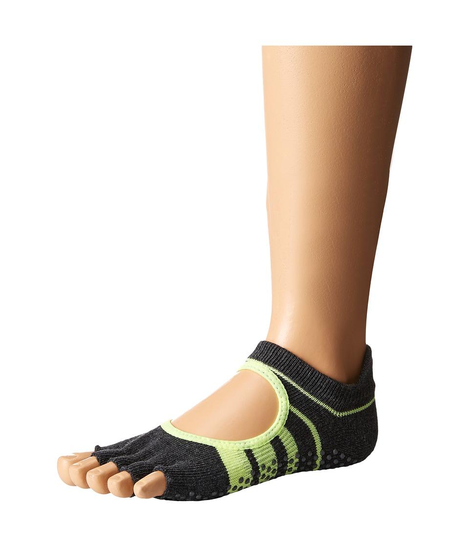 toesox - Bellarina Half Toe 1-Pack (Varsity) Women's Crew Cut Socks Shoes