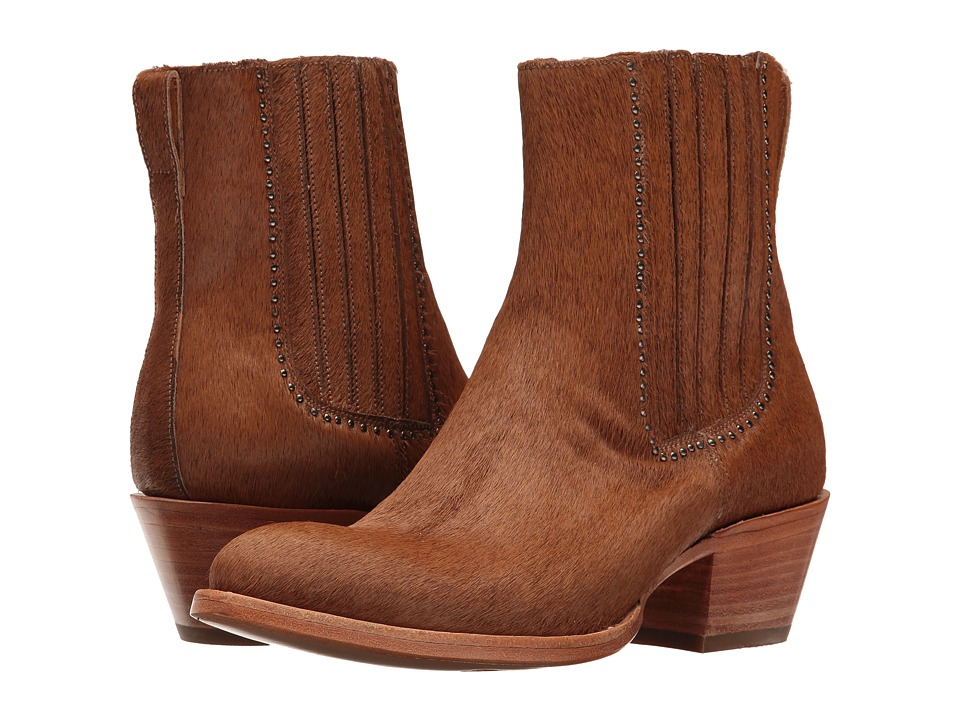 Lucchese Adele (Natural Hair on Calf) Women