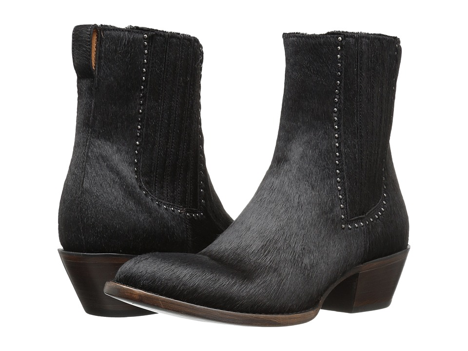 Lucchese Adele (Black Hair on Calf) Women