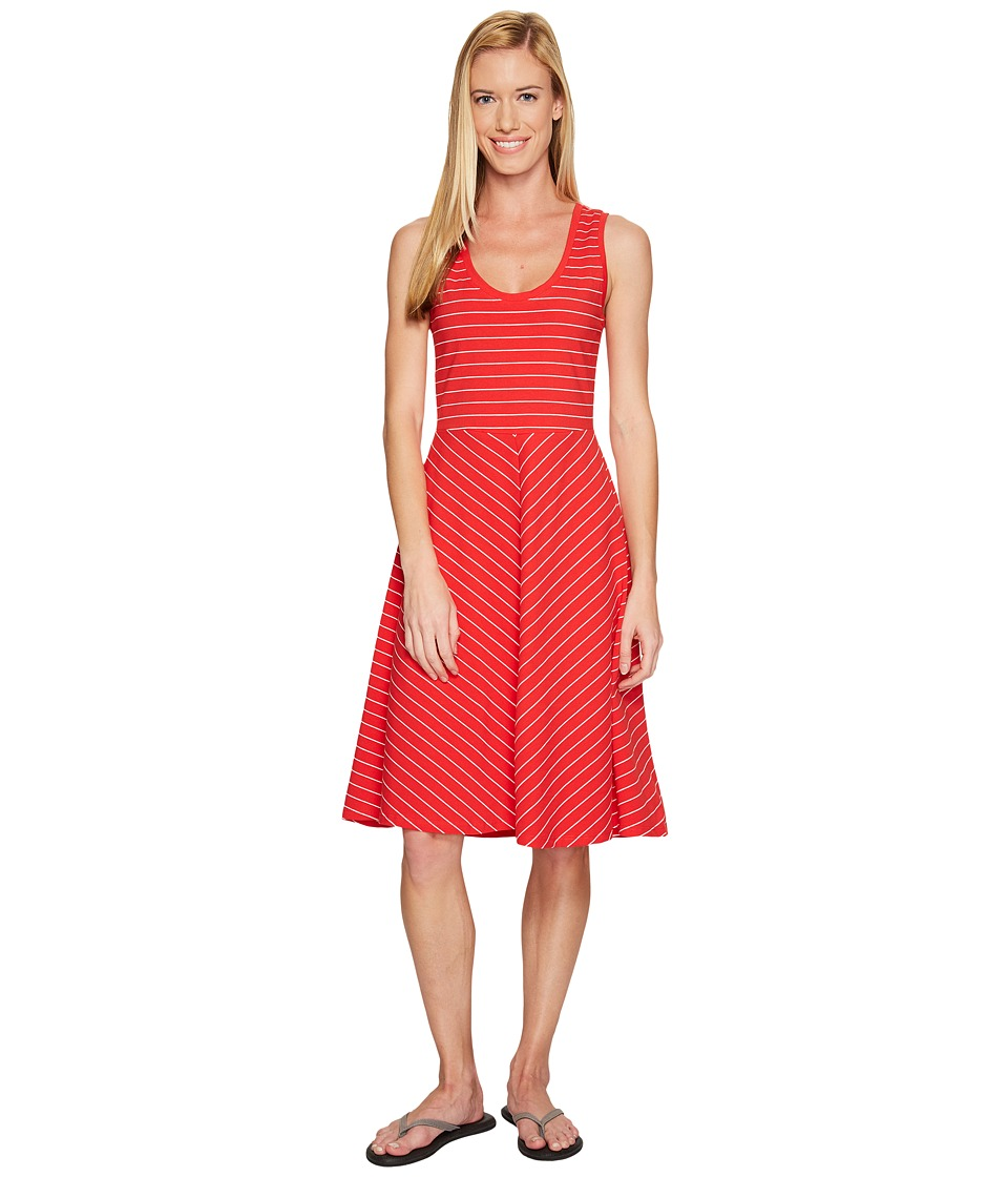 FIG Clothing - Joe Dress (Cardinal) Women's Dress