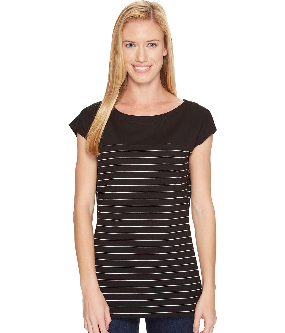 FIG Clothing - Reg Top (Black) Women's Clothing