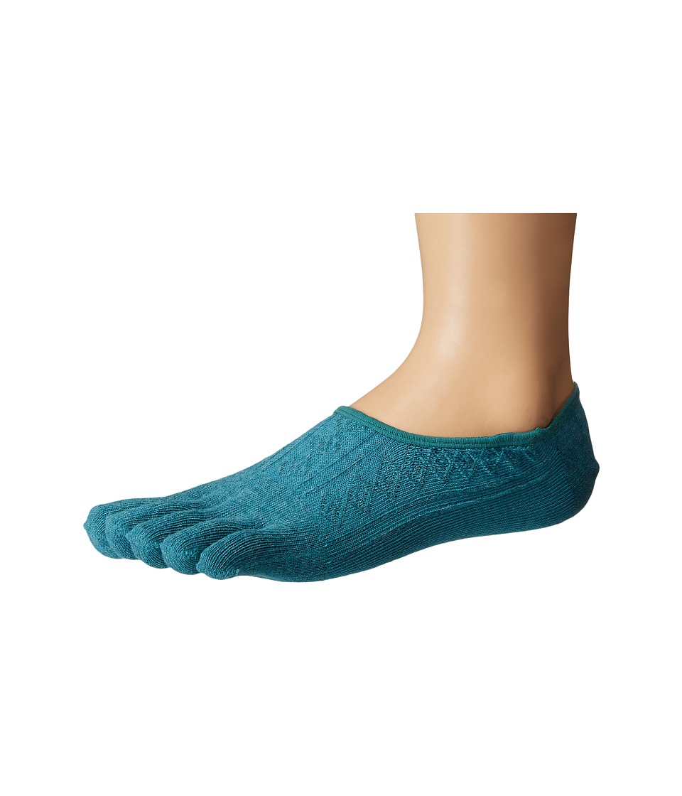 toesox - Dash Full Toe Non-Grip (Mermaid) Women's No Show Socks Shoes