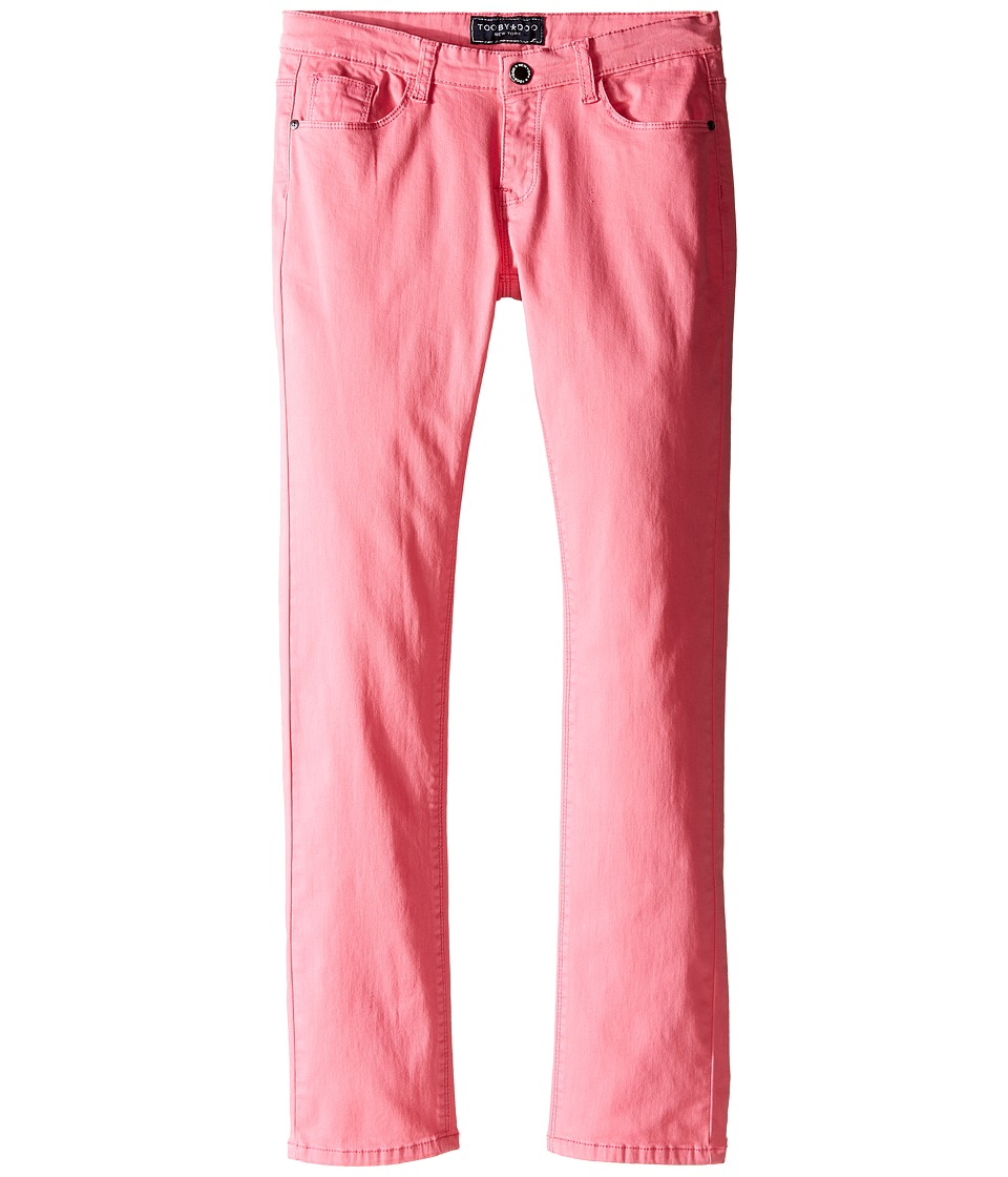 Toobydoo - Tooby Jeans in Pink (Toddler/Little Kids/Big Kids) (Pink) Girl's Jeans