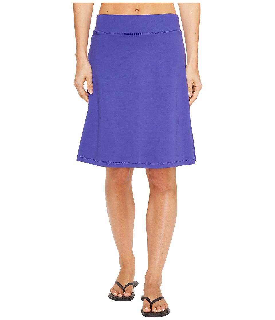 FIG Clothing - Lip Skirt (Mazarine) Women's Skirt