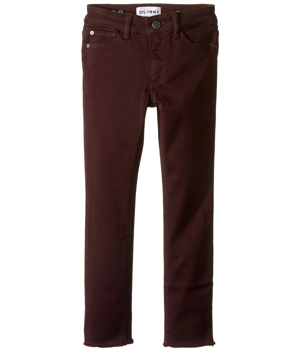 DL1961 Kids Chloe Skinny Jeans in Barbera (Toddler/Little Kids) (Barbera) Girl