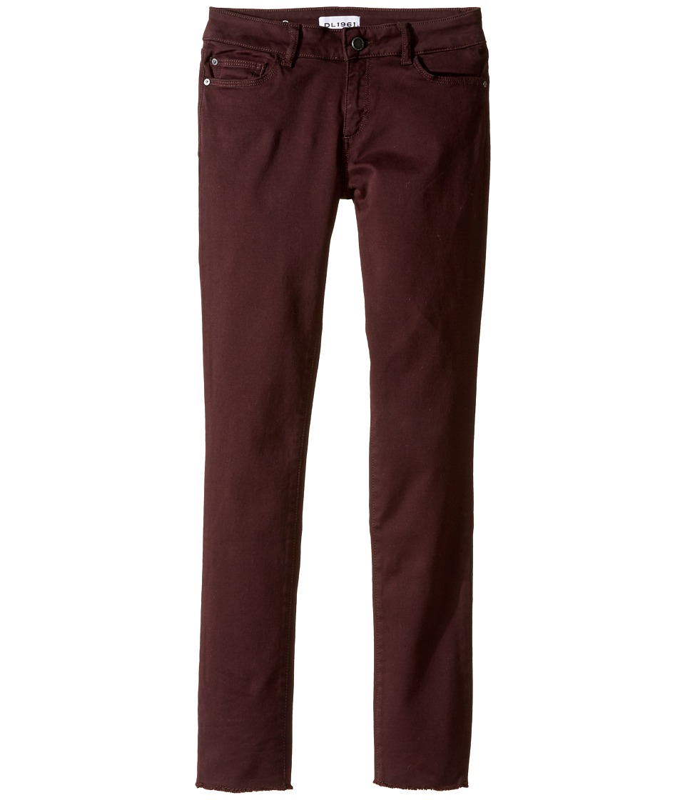 DL1961 Kids Chloe Skinny Jeans in Barbera (Big Kids) (Barbera) Girl