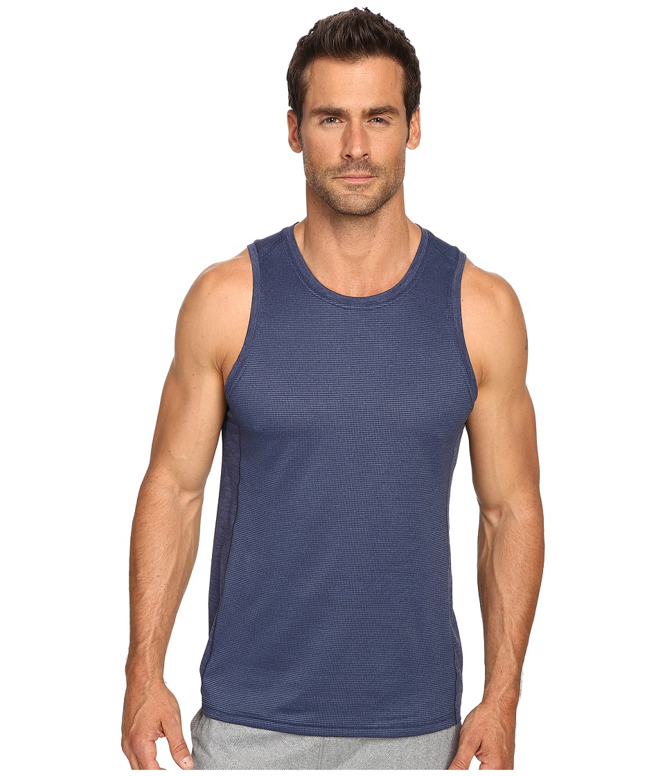 Manduka - Minimalist Tank Top 2.0 (Resolution Melange) Men's Sleeveless
