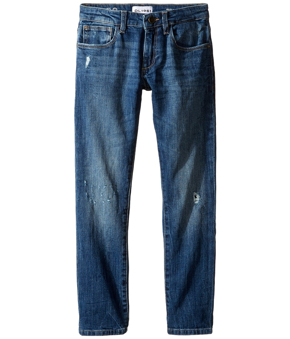 DL1961 Kids - Brady Slim Jeans in Sonar (Toddler/Little Kids/Big Kids) (Sonar) Boy's Jeans