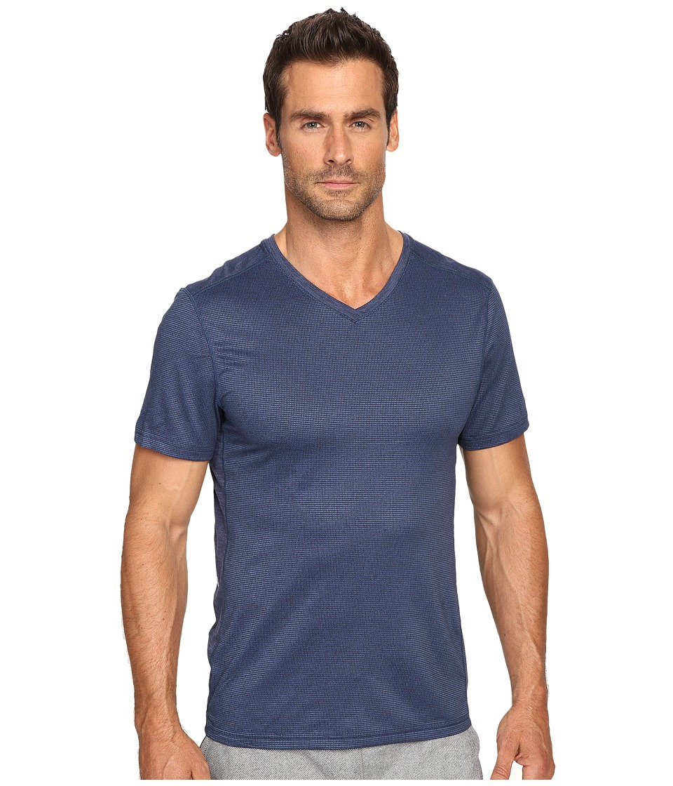 Manduka - Minimalist T-Shirt 2.0 (Resolution Melange) Men's T Shirt
