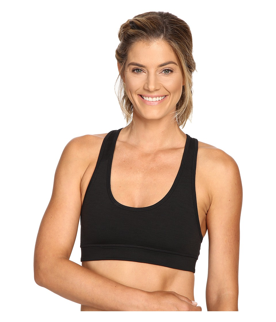 Manduka - Y Back Bra (Black) Women's Bra