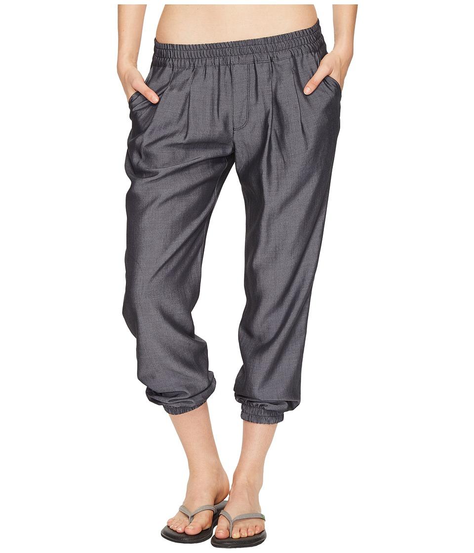 FIG Clothing - Alt Pants (Denim Black) Women's Casual Pants