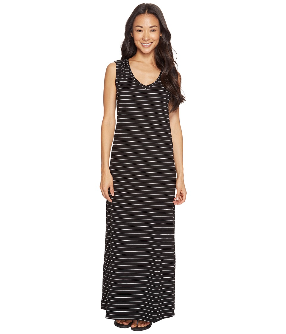 FIG Clothing - Van Dress (Black) Women's Dress