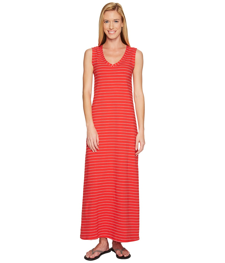 FIG Clothing - Van Dress (Cardinal) Women's Dress