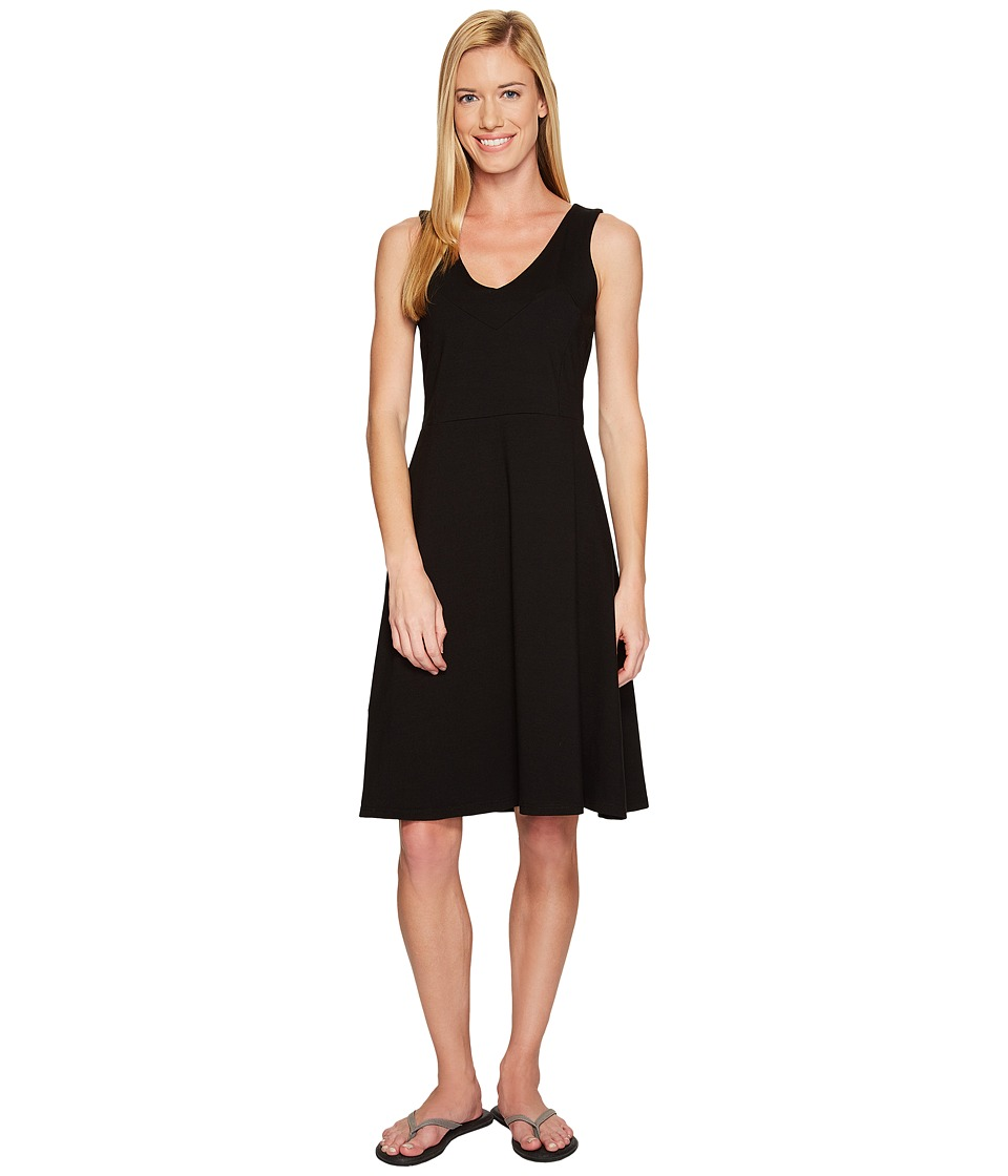 FIG Clothing - Uky Dress (Black) Women's Dress