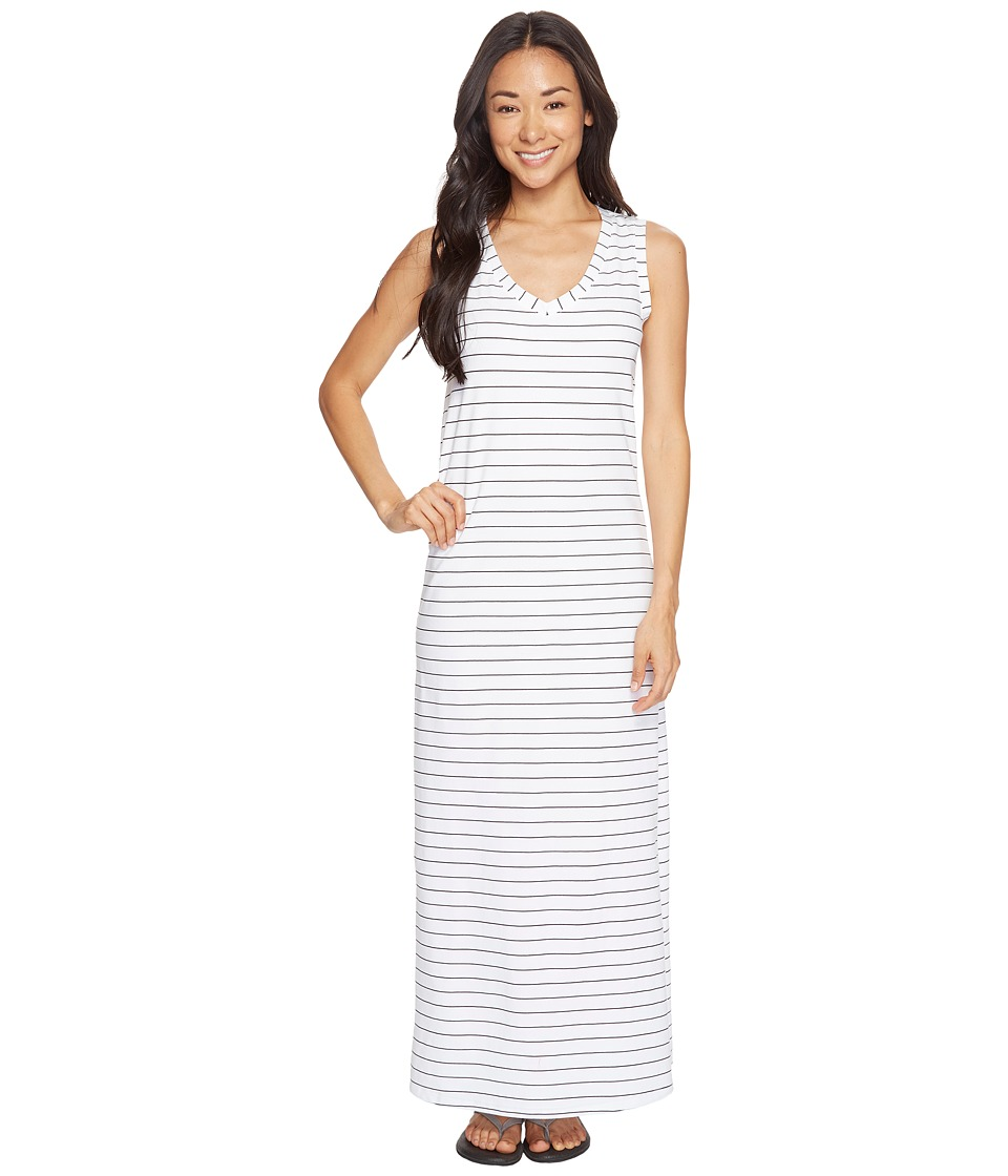 FIG Clothing - Van Dress (White) Women's Dress
